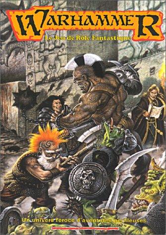 Warhammer: Livre de base par Collectif