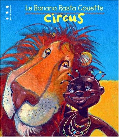 Banana Rasta couette circus