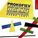 Prokofieff: Peter und der Wolf/ Suite aus 'Cinderella' Op.87/+