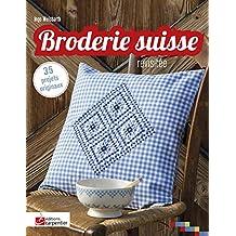 Broderie suisse revisitée
