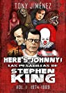 Here¿s Johnny! Las pesadillas de Stephen King par Jiménez