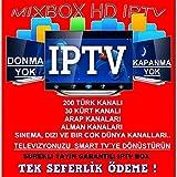 Mixbox HD IPTV Türkisches und Kurdisches Fernsehen TV TÜM KANALAR ICINDE OHNE ABO OHNE RUCKELN