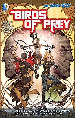Birds of Prey Volume 5 TP (The New 52)