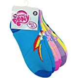 Mon petit poney Lot de 3 paire de chaussettes neuves taille 9-12,12.5-3.5