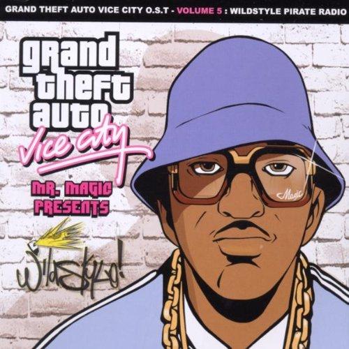 Vol.5 Wildstyle P (Soundtrack City Magic)