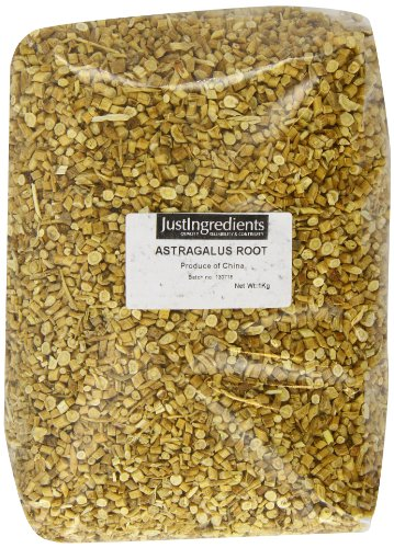 JustIngredients Tragantwurzel, Astragalus Root, 1er Pack (1 x 1 kg)