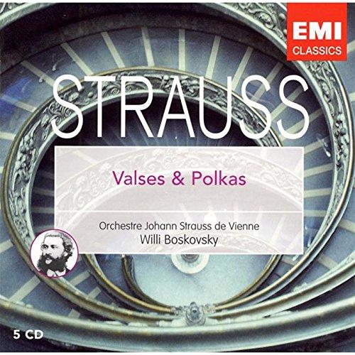 STRAUSS - Valses et Polkas
