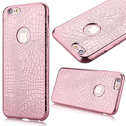 GrandEver Gel Silicone Custodia per iPhone 6 Plus iPhone 6S Plus(5.5