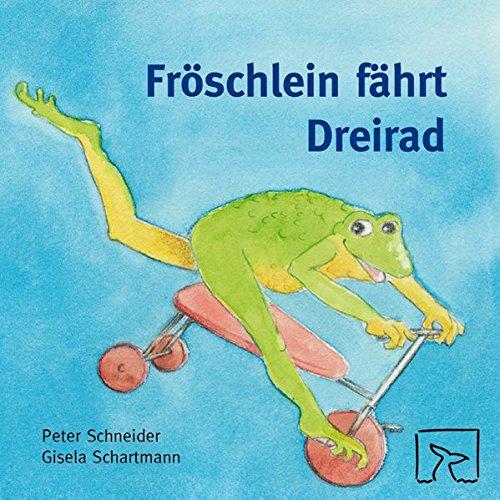 Preisvergleich Produktbild Fröschlein fährt Dreirad