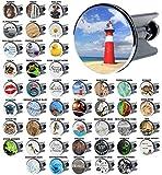 Waschbeckenstöpsel Leuchtturm, viele schöne Waschbeckenstöpsel zur Auswahl, hochwertige Qualität ✶✶✶✶✶