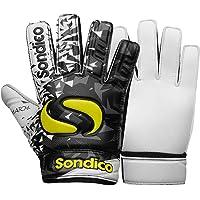 Sondico Kids Childrens Infants Junior Boys Match Goalkeeper Gloves Embossed Back