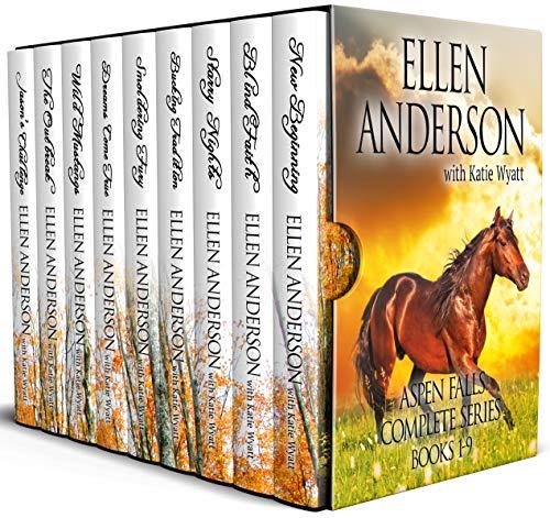 Box Set Aspen Falls Complete Series Books 1 - 9 (Aspen Falls Series Book 3) (English Edition) - Aspen Set