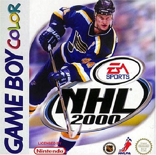 NHL 2000 (Nhl Game Boy)