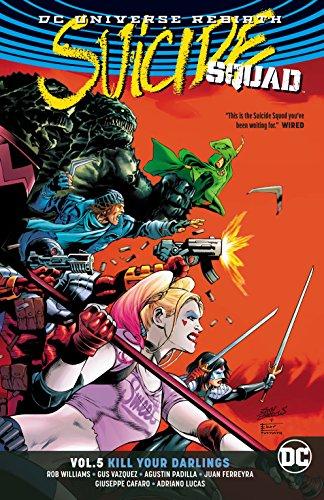 Preisvergleich Produktbild Suicide Squad Vol. 5: Kill Your Darlings (Rebirth)