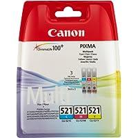Canon CLI-521 Inkjet / getto d'inchiostro Cartuccia originale