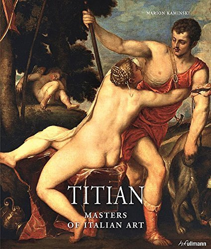 Masters of Art: Titian (Masters of Italian Art) by Kaminski, Marion (2013) Hardcover