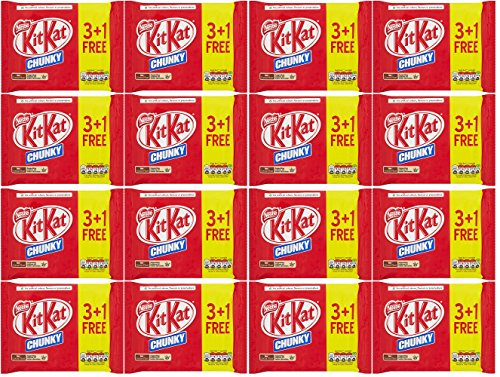 x16-kitkat-chunky-4-pack-64-chocolate-bars-160g