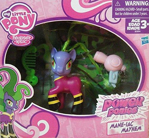 Power Ponies Mane-iac Mayhem Exclusive by My Little Pony