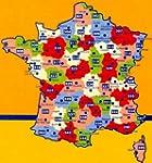 Michelin Map Number 306: Aisne Ardenn...