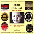 Billie Holiday Quintessence 1935-1944: New York-Los Angeles