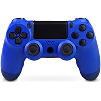Controller PS4, Controller Wireless per PlayStation 4 / Pro / Slim, Controller di Gioco Wireless con Doppia Shock…
