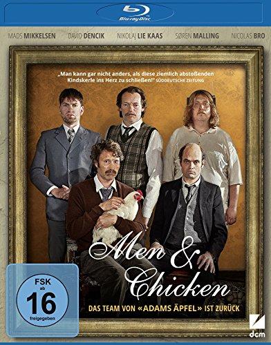 Bild von Men & Chicken [Blu-ray]