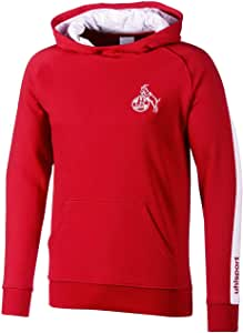 1.FC KÖLN HOODIE Kapuzenpullover Gr. L NEU EUR 45,90