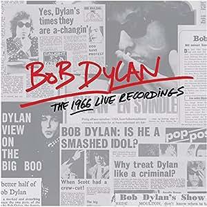 Bob Dylan: The 1966 Live Recordings Coffret 36 CD Edition limitée