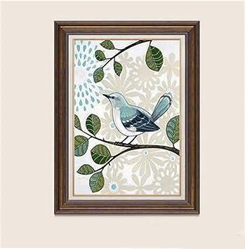 Amazon.de: FUXINGXING American Style Wohnzimmer Gemälde Schmücken Die Home  Zimmer Restaurant