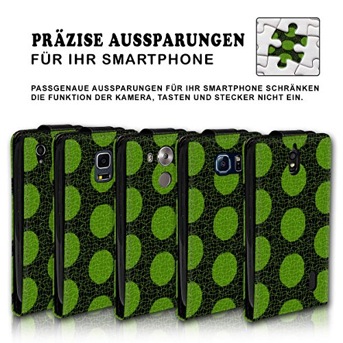 Vertical Alternate Cases Étui Coque de Protection Case Motif carte Étui support pour Apple iPhone 6Plus/6S Plus–Variante ver37 Design 12