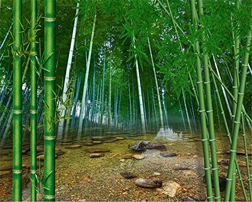 Tapete vintage 3D grau vlies küche puppenhaus large photo wall murals HD bamboo forest good scenery TV background mural wallpaper tapiz