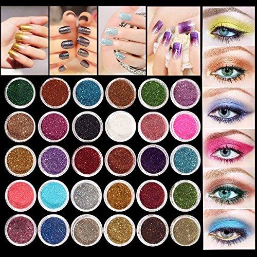 fard-a-paupieres-luckyfine-eyeshadow-poudre-glitter-paillette-ombre-yeux-pour-30-couleurs