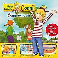 01: Conni zieht um/Conni bekommt eine Katze/Conni macht das Seepferdchen/Conni geht zelten (Vier Hörspiele zur TV-Serie)
