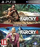 #4: Far Cry 3 + Far Cry 4 Double Pack PS3