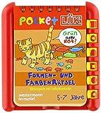 PocketLÜK-Set: Formen/FarbenRätsel: 5 - 7 jahre