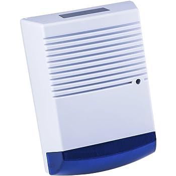 Astounding Honeywell 8Ep420 Intruder Alarm Bell Box Polycarbonate Reson8 Wiring Digital Resources Attrlexorcompassionincorg