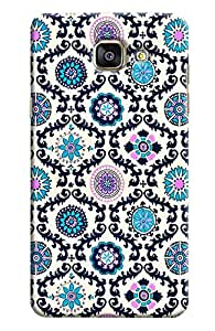Findstuff Printed Back Cover For Samsung Galaxy A5 2016