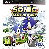 SEGA Sonic Generations, PS3 - Juego (PS3, PlayStation 3, Aventura, E (para todos), ENG)