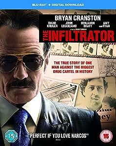 The Infiltator [Blu-ray + Digital Download]