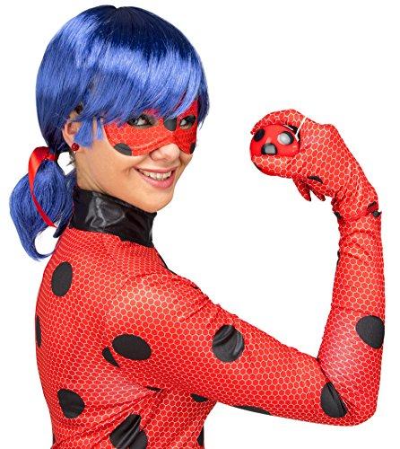 Imagen de yiija fast fun  disfraz ladybug adulto, m l viving costumes 231163  alternativa
