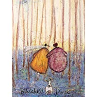 Sam Toft Print Searching For The Legendary Sea Pasty 40x40cm