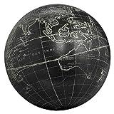 Vaugondy Globus, schwarz - 18 cm