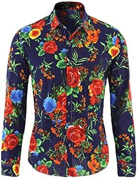 YOUTHUP - Camisa casual - para hombre
