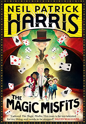 The Magic Misfits (Magic Misfits 1) (English Edition) (1 Series Misfits)