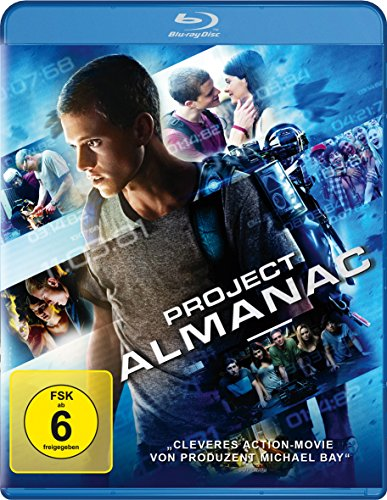 Bild von Project Almanac [Blu-ray]