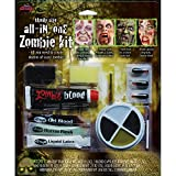 Familie Horror Zombie Makeup Kit