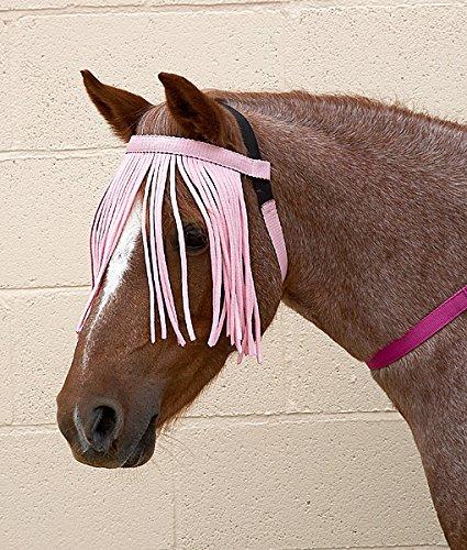 Hy-libre para volar flecos para caballos & ponies- no cabeza cuello es necesario. Disponible en 4colores tamaño Pony, COB, full 3326p, azul y plateado