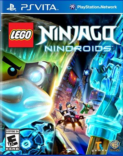 LEGO Ninjago Nindroids PlayStation - Lego Videospiel Ninjago