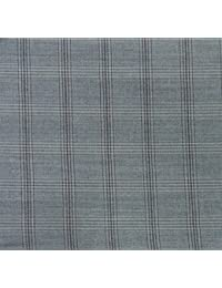 Raymond Grey Check Fine Fabric Made From the Lightest Natural Fibre Suit Length (3.25 metres )