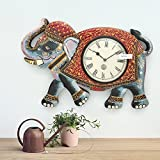 Collectible India Handmade Elephant Desi...